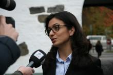 Hadia Tajik åpner Mediedagene