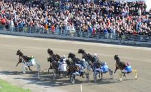 Kunglig glans i Gävle med Brioni och Jackpot på V75
