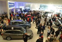 Volkswagen expanderar i Stockholm – ny anläggning i Smista invigd