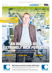 "SwedenBio's ""Life Science"" challenges current views of Sweden's traditional industries"