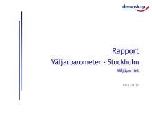 Demoskop - Bromma flygplats