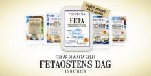 Fontana firar fetaostens femårsdag med butikserbjudanden och Facebook-kampanj