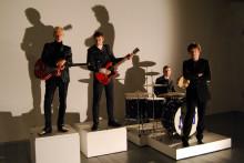 """Vernissage för The Men's nya video """"Pack Up Your Memories"""" på Kulturen i Lund"""