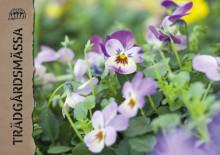 Välkommen till vårens första trädgårdsmässa