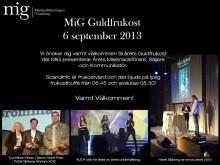ScandInfo talar på MiGs Guldfrukost