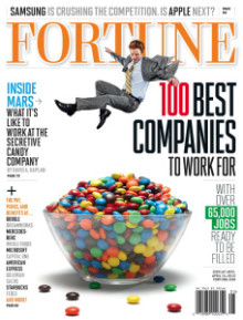 FORTUNE 100 Best Companies to Work for© 2013