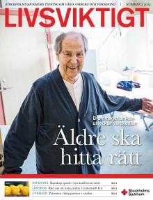 Tidningen Livsviktigt, nummer 2 2013