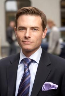 Joakim Larsson (M): Moderaterna satsar på stadens äldre