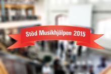 Interactive Institute Swedish ICT samlar in till förmån för Musikhjälpen 2015
