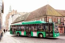 Rekordår på stadsbussarna i Lund