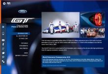 Ford GT pressekit er online