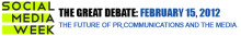 The Great Debate: The Future of PR, Comms and the Media
