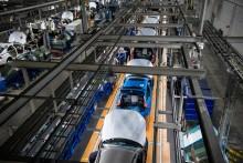 Volvo Cars startar ett tredje skift och skapar 1 300 arbetstillfällen i Torslandafabriken