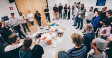 GSP Makerspace har beviljats Vinnova-stöd