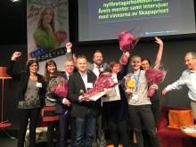 Dan Ekholm och Eva Liljevall utsedda till Årets Mentorer i Sverige 2015.  Mentorskap kan avgöra ett lyckat företagande