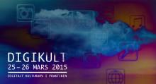 Fullsatt konferens om digitalt kulturarv inleds av kultur- och demokratiminister Alice Bah Kuhnke.