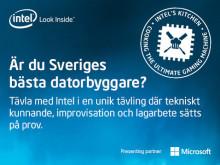 Intels Kitchen – tävla i bästa datorbygget