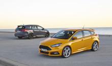 Uusi Focus ST: parannettu ajodynamiikka, edistyksellistä teknologiaa ja tehokas, uusi dieselmoottori