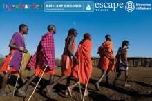 Med Dyreparken på safari i Kenya