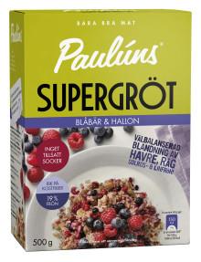 Nyhet från Paulúns- Supergröt