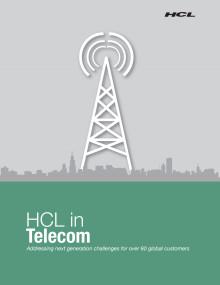 Telecombranchen-tjänster från HCL