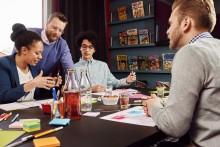 Svenska Möten inleder 2015 med en ökning på 13 procent i ackumulerad affärsvolym