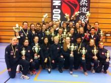 Karate suksess til Norge i nordisk mesterskap