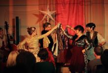 Multikulturell midvintervaka med konsert, stenkakslounge och vernissage