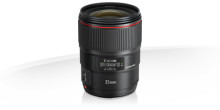 En moderne klassiker for fotoreportasjer – Canons nye EF 35mm f/1.4L II USM