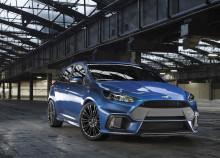 Ensiesittelyssä täysin uusi Ford Focus RS: huipputehokkaassa autossa on ensimmäistä kertaa neliveto
