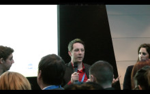 Integrating social media into cross channel strategies discussed during #SMWF Europe [video]