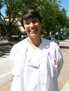 Medeonstipendiet på 50 000 kronor tilldelas Isabel Goncalves på LUDC
