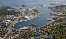 Upphandling av entreprenader i hamnsaneringsprojekt avbryts