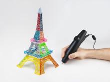 Verdens første 3D-printpenn lanseres hos CoolStuff!