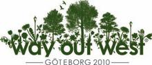 Way Out West, Jesper Larsson och Emelie Kanter får pris av MiG, Marknadsföreningen i Göteborg.