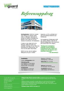 Referensuppdrag Verktygsboden - radikal besparing.