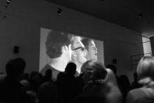 Välbesökt vernissage för The Men's nya Video