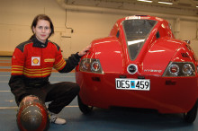 Röda Baldos II drar minst bränsle i Sverige