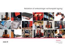 Brochure: Reduktion af omkostninger ved kompakt lagring