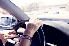 Var femte förare nära olycka till följd av mobilanvändning