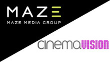 Maze Media i samarbete med Cinemavision