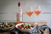 Réserve de Bonnet Rosé i ny tappning samt ny etikett …och med härligt sommarrecept!