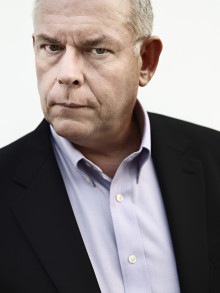 Dag Öhrlund signerar