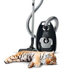 Bosch Home Appliances lanserar nyheten GL-80 In'genuis: Marknadens tystaste dammsugare