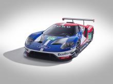 Ford juhlistaa vuoden 1966 Le Mans -voiton 50-vuotispäivää palaamalla ensi vuonna Le Mansiin täysin uudella Ford GT:llä
