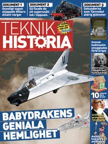 Talentum lanserar historiskt magasin