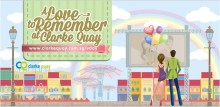 PRESS RELEASE: CELEBRATE A LOVE TO REMEMBER AT CLARKE QUAY THIS VALENTINE'S!