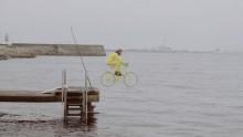 Will it pop? Nyskapande filmer visar hur airbag för cyklister fungerar