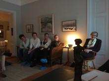 Unik satsning på Astrid Lindgrens Näs: Gymnasieelever gör museets utställningskatalog
