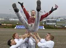 Olympiatravet: Norsk vinst - och rekordmiljoner till Torsby